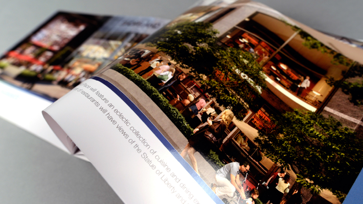Brookfield Place New York Retail Brochure