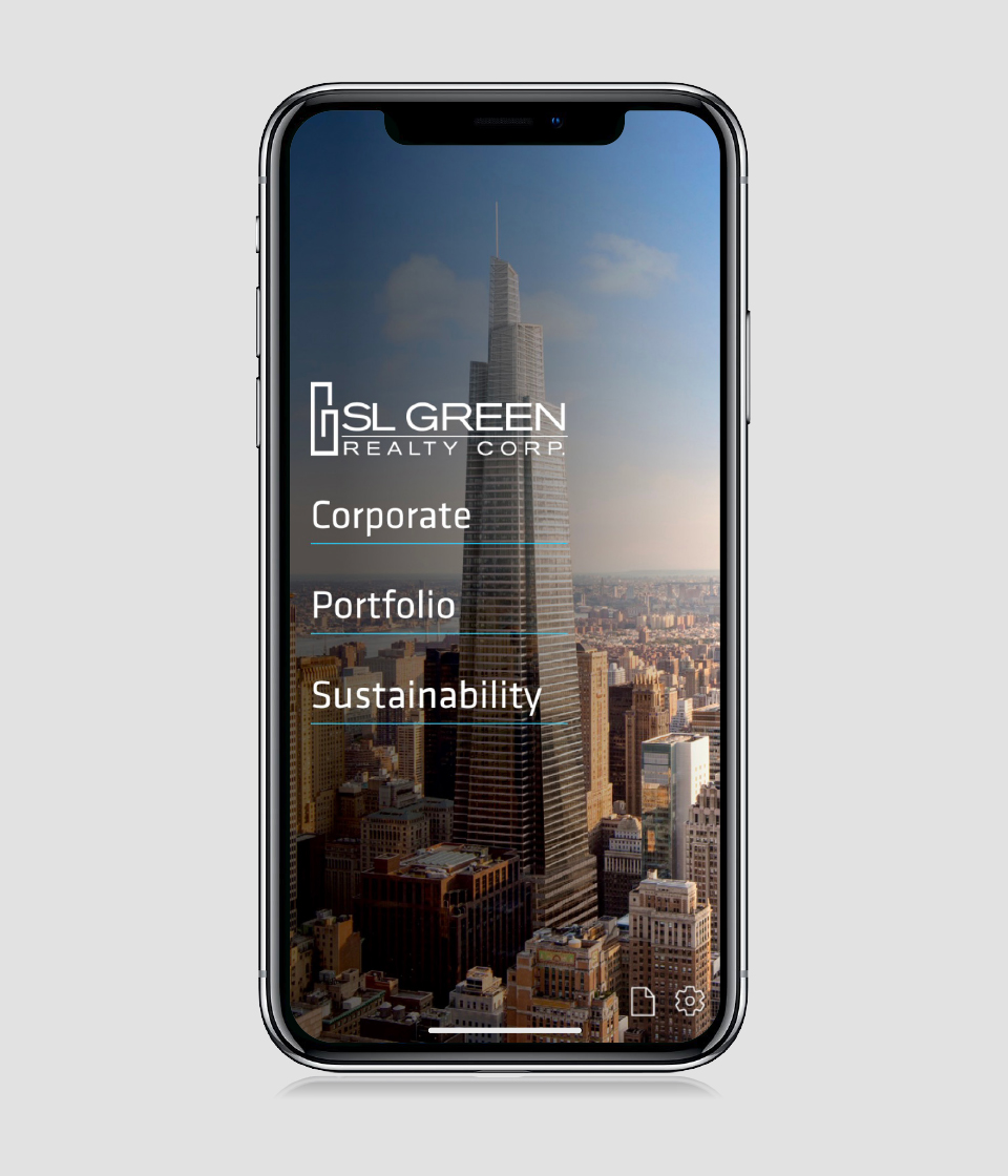 SL Green Leasing App